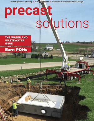 Precast Solutions Features XR QuikLiner