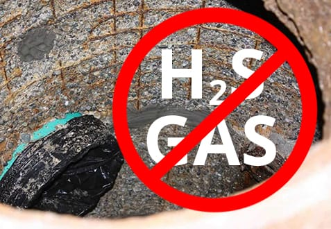 H2S Gas Corrosion Protection