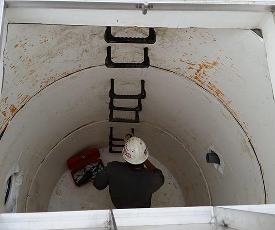 manhole coating