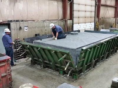 Corrosion Protection for Precast Concrete