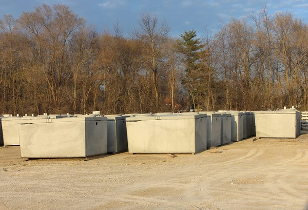 Prefabricated Septic Tanks
